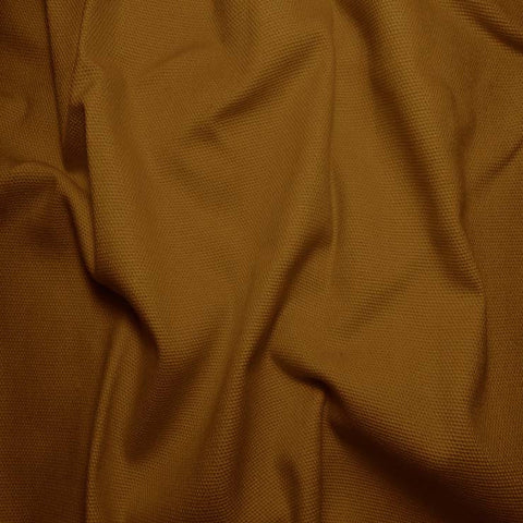 Cotton Duck Cloth, 10oz - 20 Yard Bolt Gold - NY Fashion Center Fabrics