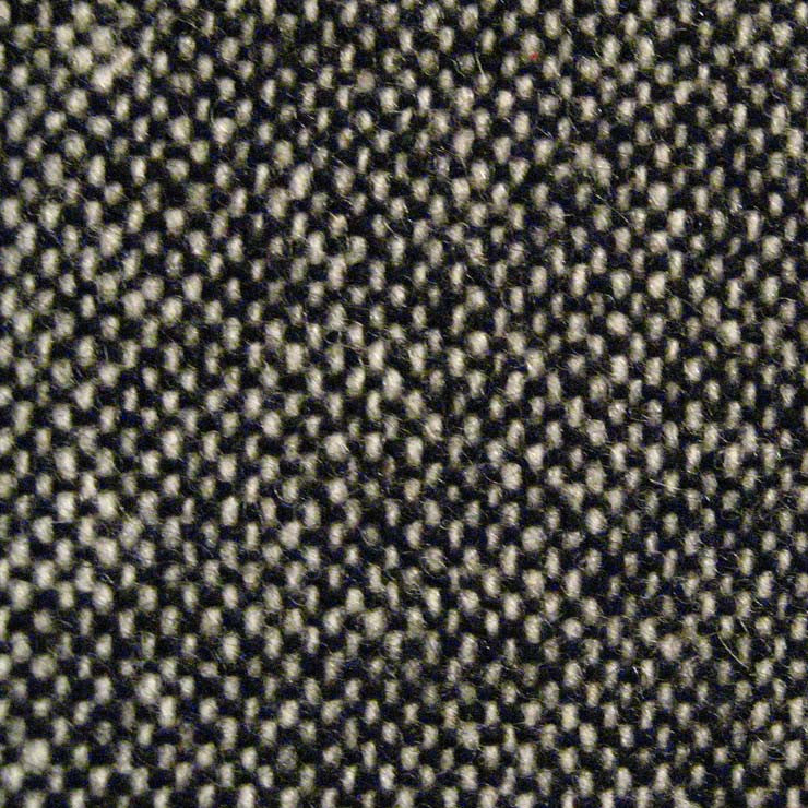 Wool Donegal Tweed Gray 15757