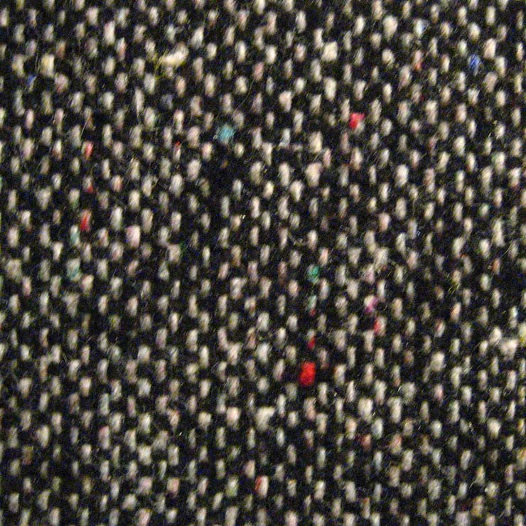 Donegal Tweed Blend Fabric Gray 16LM Triblend - NY Fashion Center Fabrics