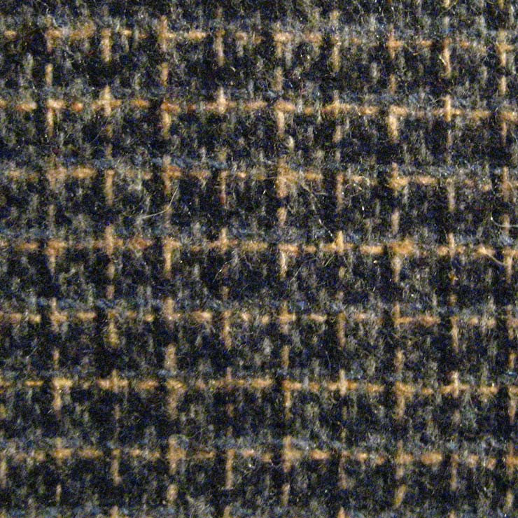 Donegal Tweed Blend Fabric Gray Birdsnest - NY Fashion Center Fabrics