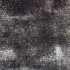 Spandex Crushed Velvet 15 Yard Minimum Gray
