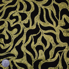 Matte Sequin Jersey Green - NY Fashion Center Fabrics