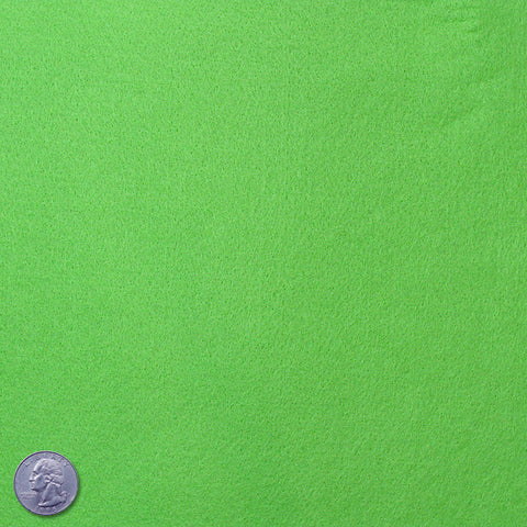 Felt Green - NY Fashion Center Fabrics