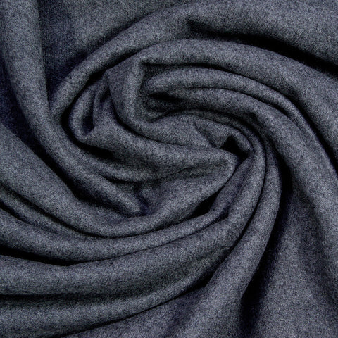 Alina Cashmere 330gm Grigio - NY Fashion Center Fabrics