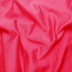 Solid Shiny Spandex Hot Pink