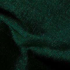 Polyester Stretch Shantung Hunter Green
