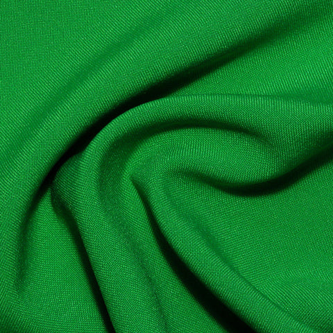 Polyester Poplin - 25 Yard Bolt Kelly