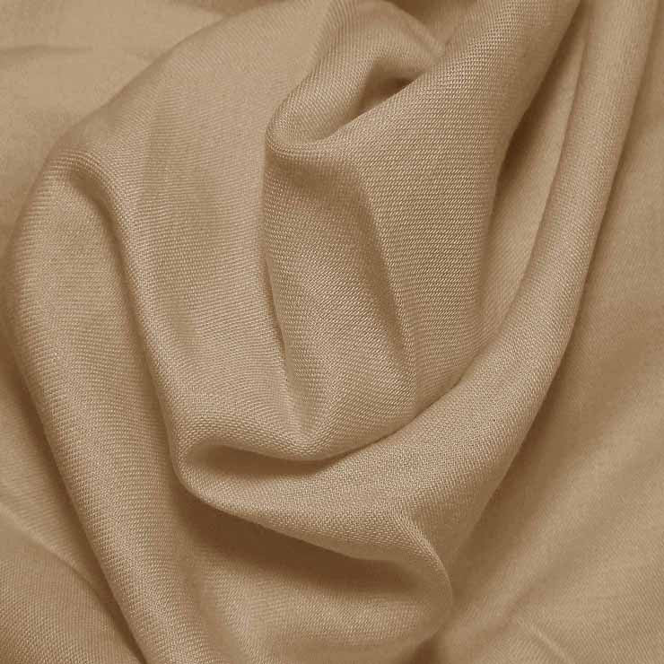 Cotton Blend Broadcloth - 30 Yard Bolt Khaki 556 - NY Fashion Center Fabrics