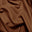 Drum Dyed Lamb Nappa Leather L313 Chestnut - NY Fashion Center Fabrics