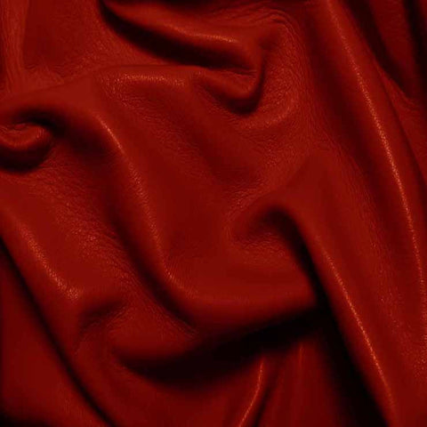 Drum Dyed Lamb Nappa Leather L316 Imperial - NY Fashion Center Fabrics