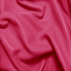 Drum Dyed Lamb Nappa Leather L319 Fuchsia - NY Fashion Center Fabrics