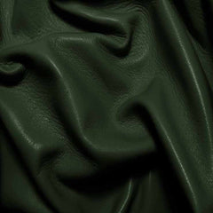 Drum Dyed Lamb Nappa Leather L339 Army Green - NY Fashion Center Fabrics