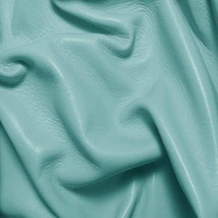 Drum Dyed Lamb Nappa Leather L351 Jade - NY Fashion Center Fabrics