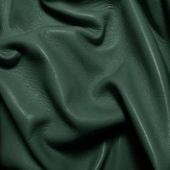 Drum Dyed Lamb Nappa Leather L354 Teal Green - NY Fashion Center Fabrics