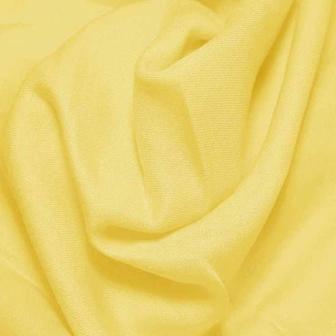 Cotton Blend Broadcloth - 30 Yard Bolt Lemonade 517 - NY Fashion Center Fabrics