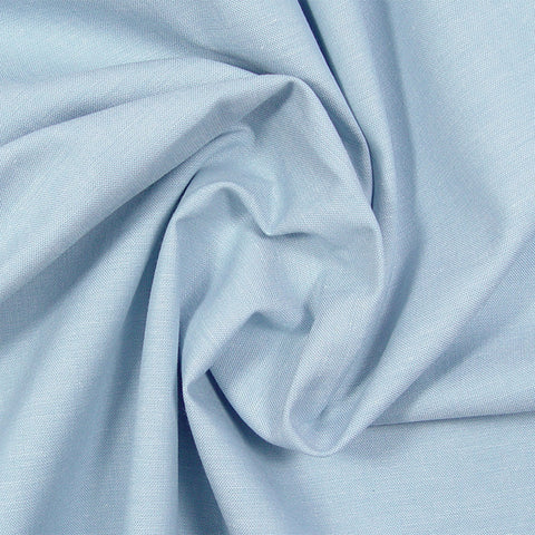 Cotton Western Chambray - 25 Yard Bolt Light Blue - NY Fashion Center Fabrics