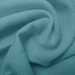 Wool Crepe Light Blue