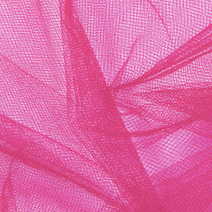 Nylon Tulle - 50 Yard Bolt Light Garnet - NY Fashion Center Fabrics