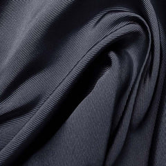 Silk Faille Light Navy