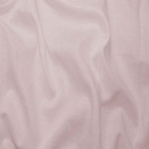 Pima Cotton Satin Back Batiste Light Pink