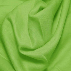 Cotton Blend Broadcloth - 30 Yard Bolt Lime 566 - NY Fashion Center Fabrics