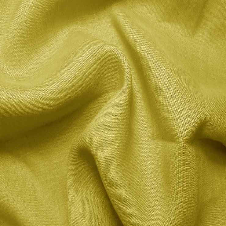Handkerchief Linen Lime - NY Fashion Center Fabrics