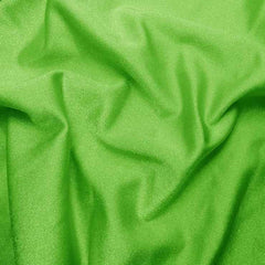 Solid Shiny Spandex Lime