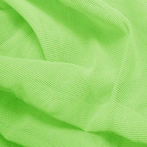 Nylon Powermesh Lime - NY Fashion Center Fabrics