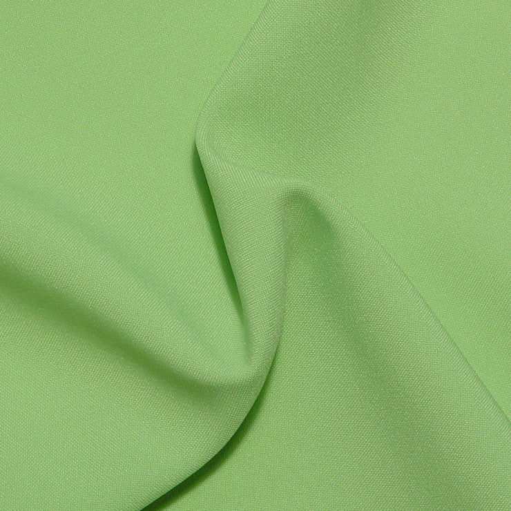 Polyester Poplin - 25 Yard Bolt Lime