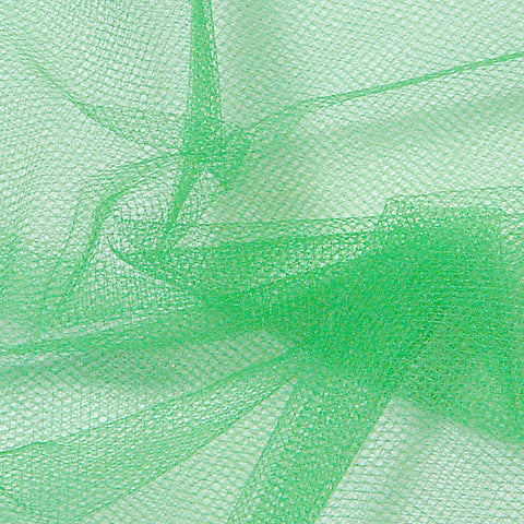 Nylon Tulle Lime - NY Fashion Center Fabrics