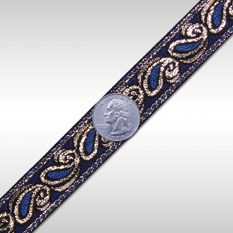 Jacquard Trim MJB009 MJB009 02 - NY Fashion Center Fabrics