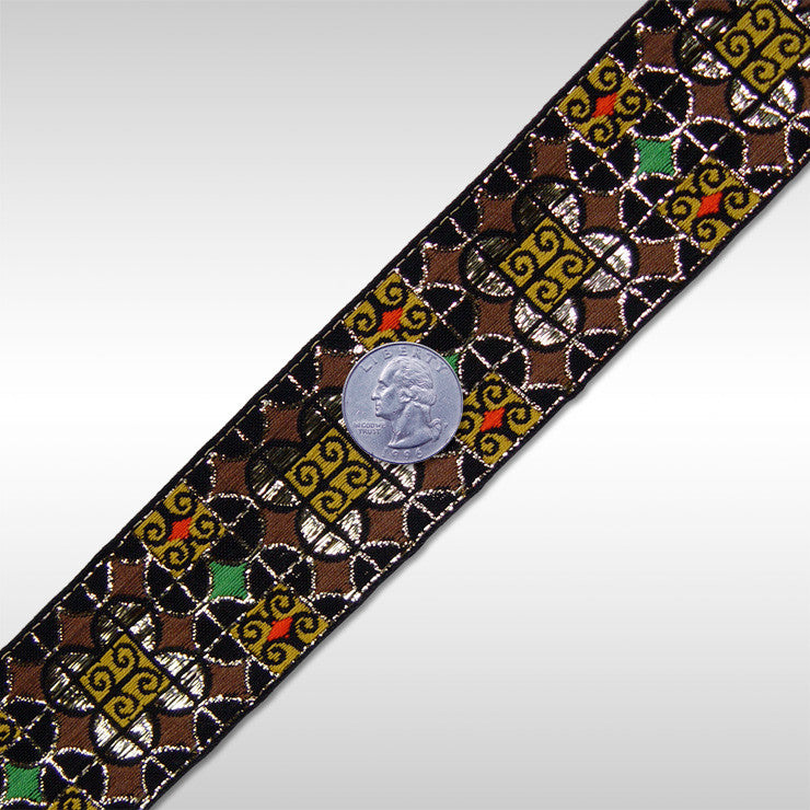 Jacquard Trim MJB021 MJB021 05 - NY Fashion Center Fabrics