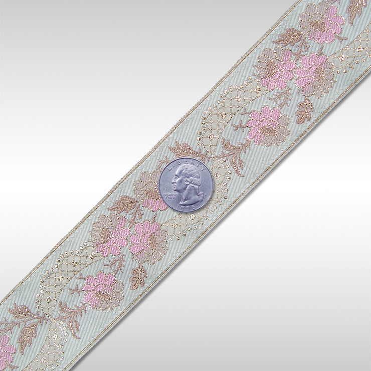 Jacquard Trim MJB032 MJB032 02 - NY Fashion Center Fabrics