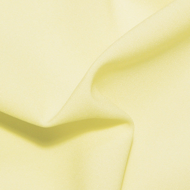 Polyester Poplin - 25 Yard Bolt Maize