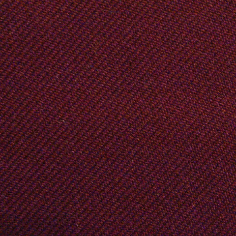 Polyester Serge Maroon 1045
