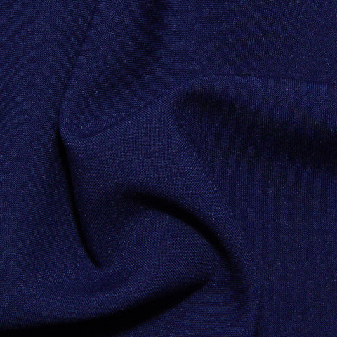 Polyester Poplin - 25 Yard Bolt Midnight