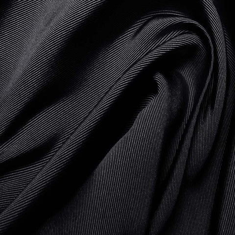 Silk Faille Midnight