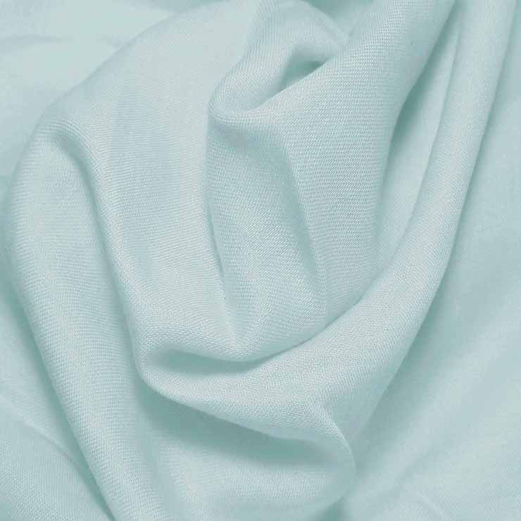Cotton Blend Broadcloth - 30 Yard Bolt Ming Blue 510 - NY Fashion Center Fabrics