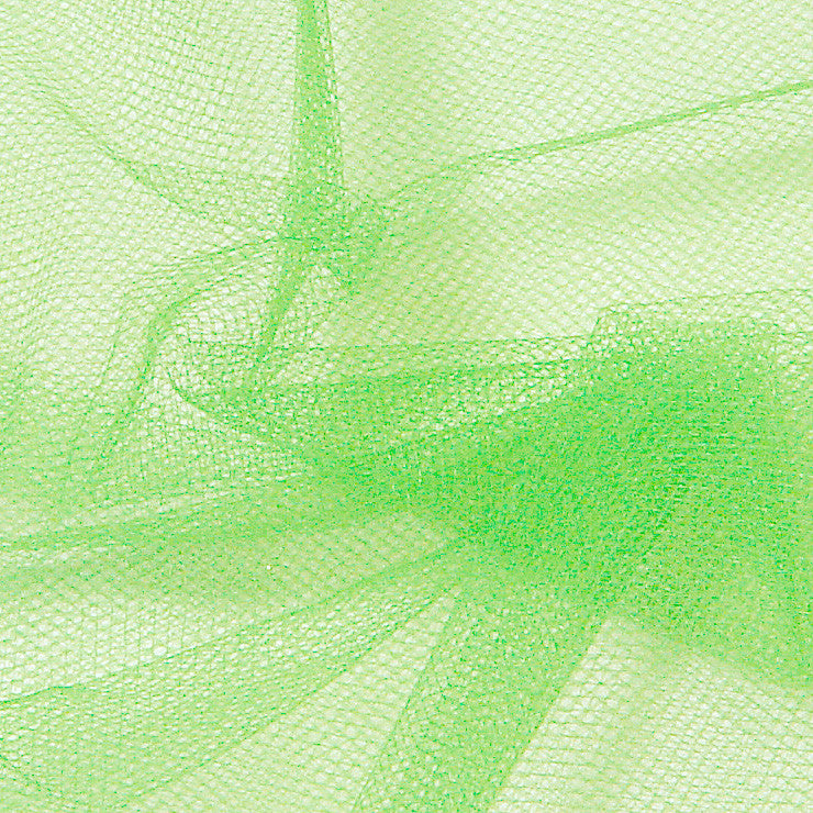 Nylon Tulle - 50 Yard Bolt Mint - NY Fashion Center Fabrics