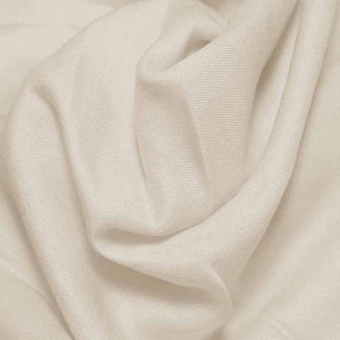 Cotton Blend Broadcloth - 30 Yard Bolt Natural 520 - NY Fashion Center Fabrics