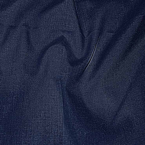 Cotton Blend Batiste - 30 Yard Bolt Navy 446 - NY Fashion Center Fabrics