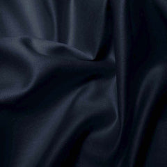 Pima Cotton Sateen Navy