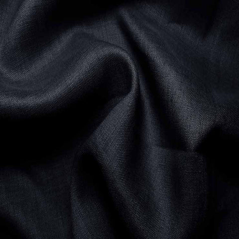 Handkerchief Linen Navy - NY Fashion Center Fabrics