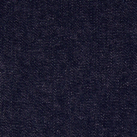 Cotton Denim (25 Yard Bolt) Navy - NY Fashion Center Fabrics