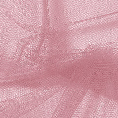 Nylon Tulle - 50 Yard Bolt New Coral - NY Fashion Center Fabrics