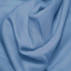 Cotton Blend Broadcloth - 30 Yard Bolt Ocean Blue 511 - NY Fashion Center Fabrics