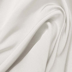 Silk Faille Off White