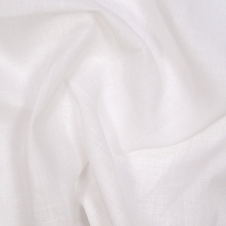 "Altar Linen 120"" Off White - NY Fashion Center Fabrics"