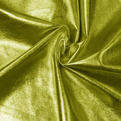 Metallic Lamb Leather Olive - NY Fashion Center Fabrics