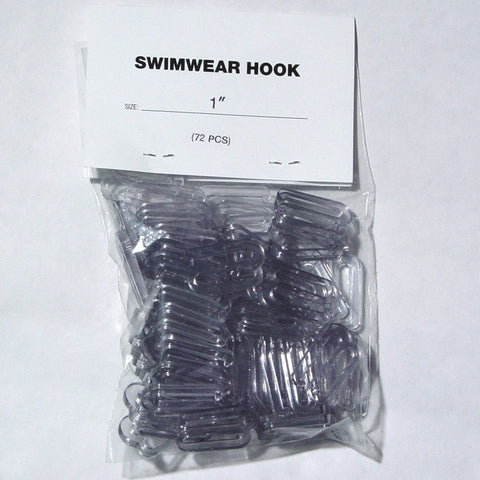 Swimwear Hook 1 Inch One Inch